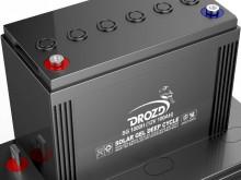 Аккумуляторная батарея Drozd Gel SG1000H
