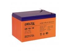 Аккумулятор 12 V 12,0 Ah Delta