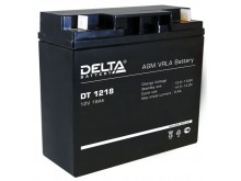 Аккумулятор 12 V 18,0 Ah Delta