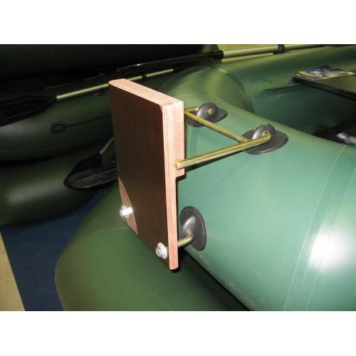 приготовлении фото самодельного кнехта на лодку пвх щелкнете
