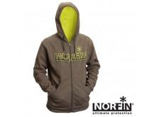 Куртка Norfin HOODY  GREEN  01 р.S