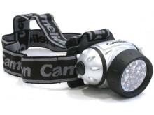 Фонарь Camelion -LED 5312-14F4 налоб метал,4реж