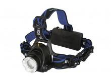 Фонарь Ultraflash налобный Е150 аккум. з/у 220V 5W