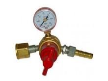 Редуктор давления газа с манометром