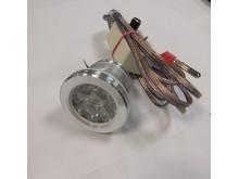 Лампа подледного лова с регулятором яркости