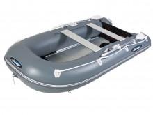 Лодка GLADIATOR B330 AL светло-тёмно-серый