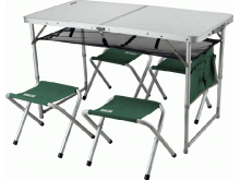 Набор VOLNIX ТА 21407 (стол+4 стула)