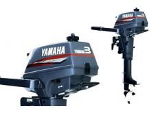 Мотор Yamaha 3 AMHS