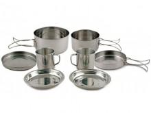 Набор посуды Comfortika Family 8предмета 0,5л/0,7л/0,25л