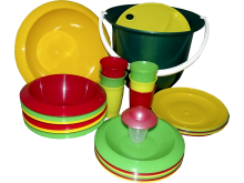 "Набор посуды ""Турист-2"""