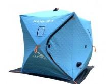 Палатка зимняя утепленная Alpika ICEKUB -3T+  3-х местная 175*175*200