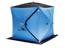 Палатка зимняя Alpika Icekyb-2 2-х местная 150*150*175