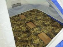 Пол для палатки ткань оксфорд 210 р. 1,8*1,8м