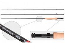 Удилище нахлыстовое Surf Master 3091 Red Fish Fly 4/5 class 2.44мм